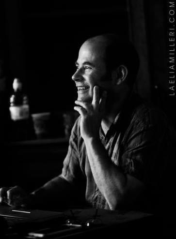 Paul Strudwick DJ pic by Laella Milleri